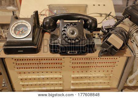 Retro Communication Devices