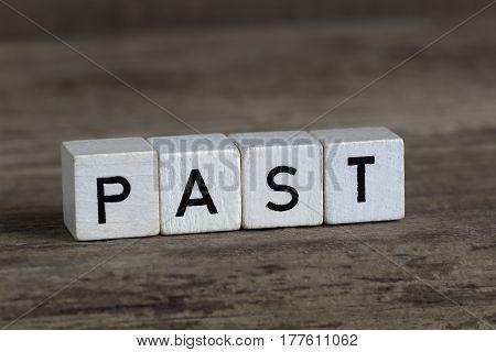 Past, Written In Cubes