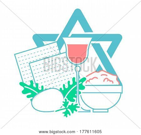 Icon Holiday Pesach