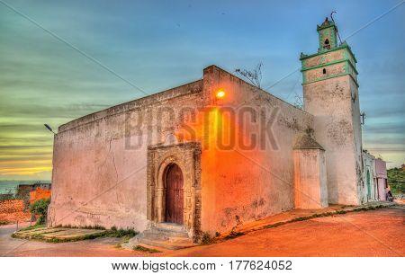 Al-Qasba Mosque in Safi - Morocco, North Africa