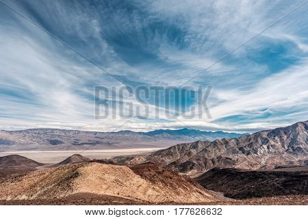 Death Valley National Park. California, USA.