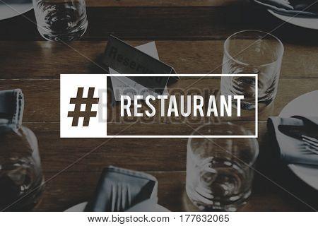Business Lunch Banquet Party Gourmet Cuisine Restaurant