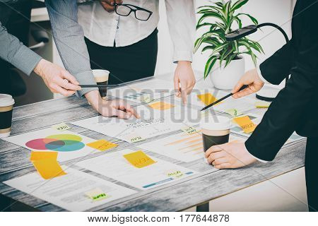 Brainstorming Brainstorm Business People Design Planning documents