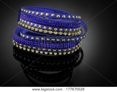 Jewelery - Ladies Bracelet With Crystals