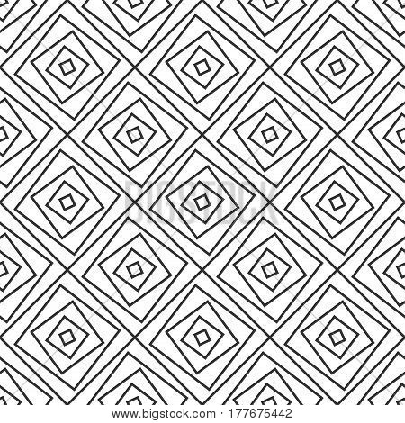 Seamlss pattern - simple geometric background. Vector illustration eps10.
