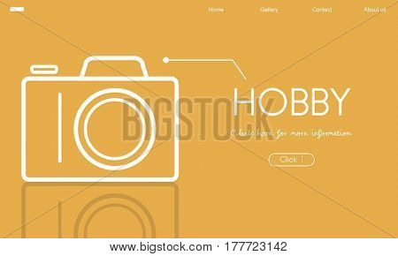 Camera Capture the Moment Photography Hobby