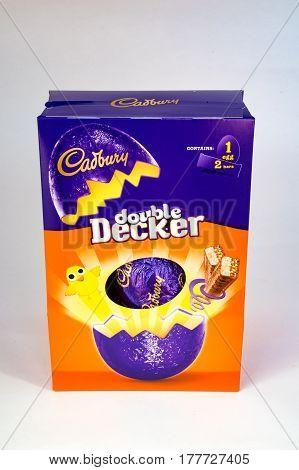 Double Decker Easter Egg