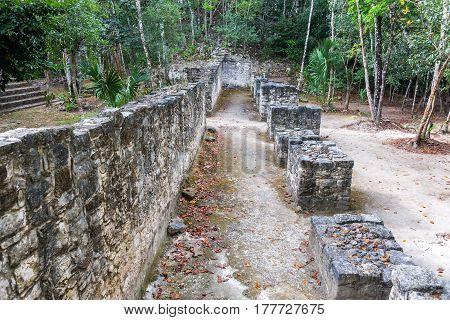Coba, Mexico Ruins