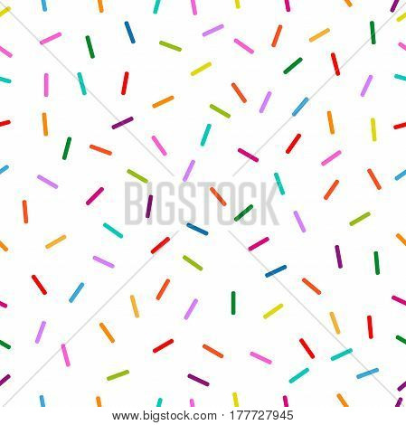 Abstract geometric background for fashion and web design. 1980s-1990s motifs.