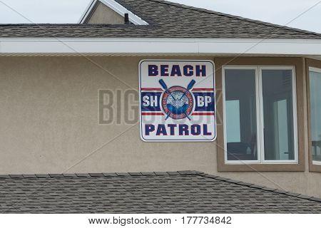 Seaside Heights Beach Patrol