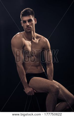 One Young Man, Shirtless Body