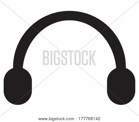 Headphones abstract album app audio background beat