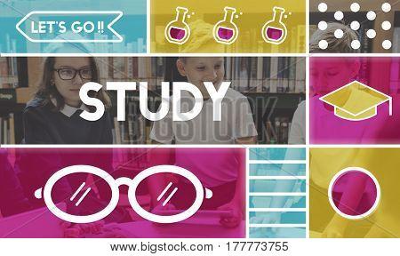 Education Knowledge Wisdom Study Concept