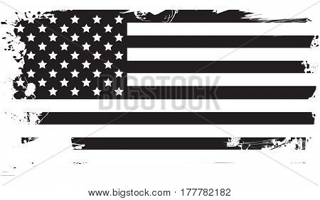 american flag flag flat national flag textured usa