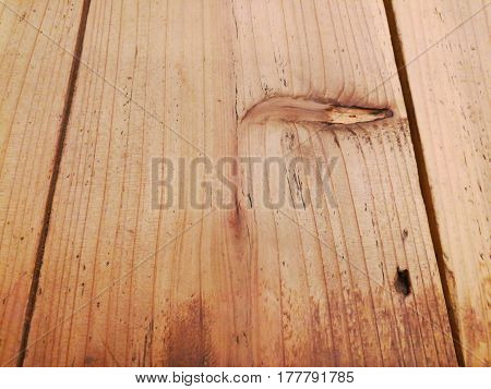 Close up picture of Wooden board background