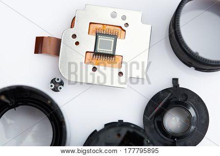 Digital Image Camera Sensor