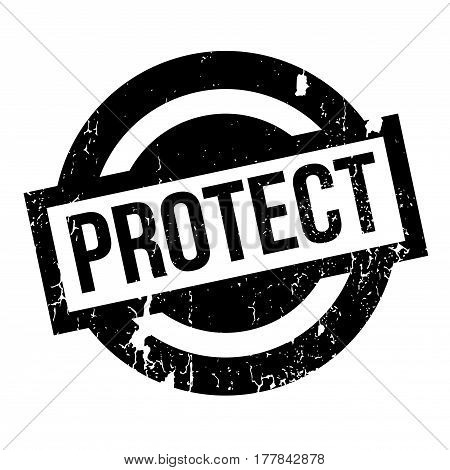 Protect rubber stamp. Grunge design with dust scratches. Effects can be easily removed for a clean, crisp look. Color is easily changed.