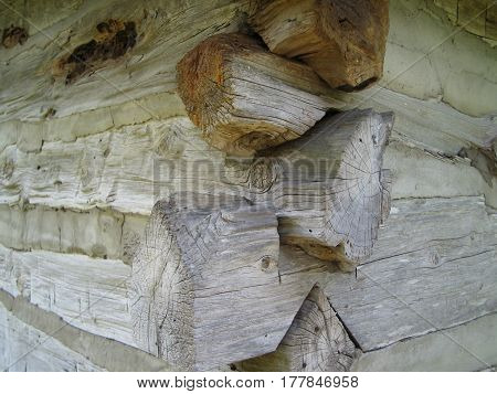 Log Cabin Corner Joint