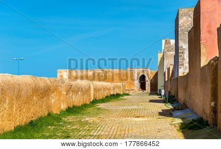 Fortifications of the Portuguese City of Mazagan in El-Jadidia - Morocco