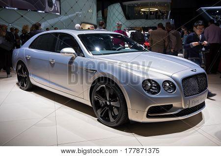 Bentley Flying Spur Car