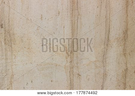 Vintage grunge dirty cement street wall texture closeup