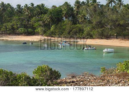 Santo Aleixo Island - Pernambuco, Brazil