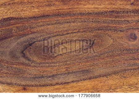 Red, Black And Dark Brown Natural Real Wood Texture Background With Circle In The Middle