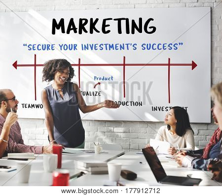 Marketing Start up Plan Fintech