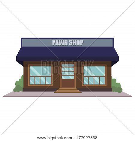 Pawn Shop Icon
