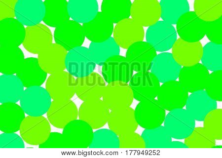 Plate Backdrop With Flat Pattern For Modern Design