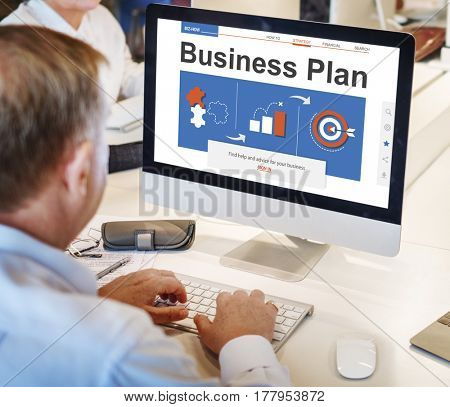 Business Corporate Plan Guide Web Interface
