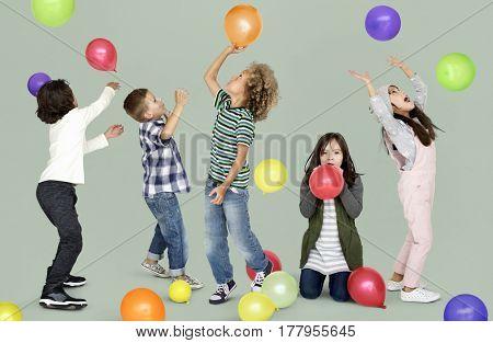 Studio People Model Shoot Kid Children