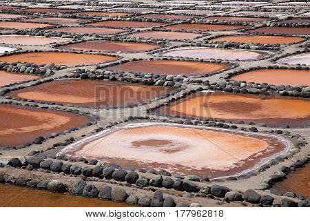 Gran Canaria, Salinas De Tenefe