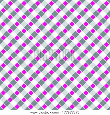 Seamless abstract pattern in OP ART style also known as optical art style of visual art that makes use of optical illusions.