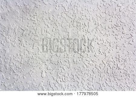 white grunge cement background texture horizontal photo