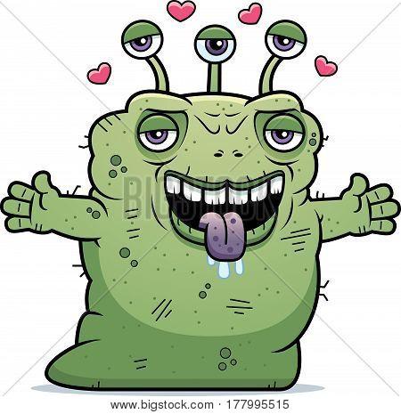Ugly Alien Hug