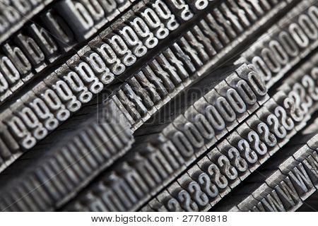 Typography style