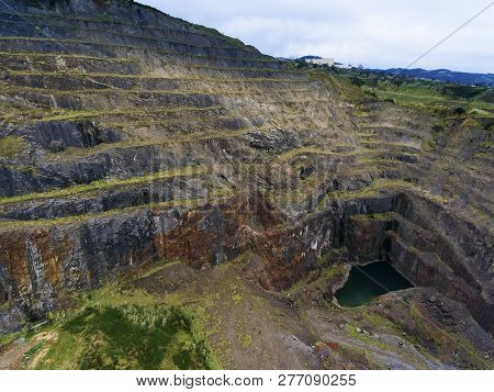 Concha Ii Mine, Gallarta, Bizkaia, Basque Country, Spain