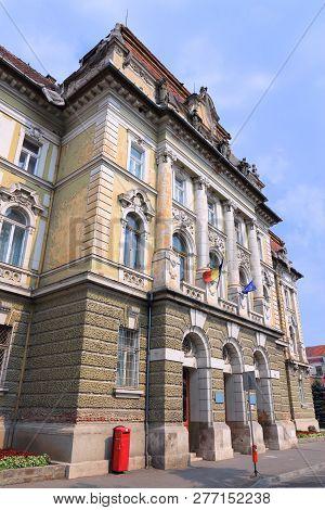 Court In Oradea, Romania