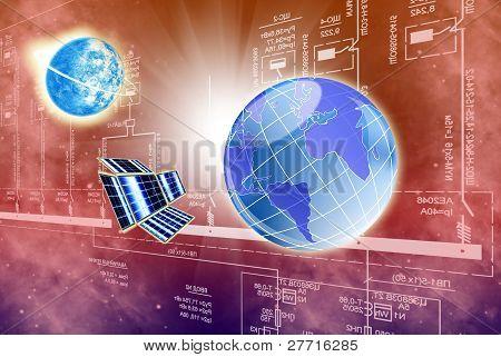 Designing Innovative Space Internet Technology