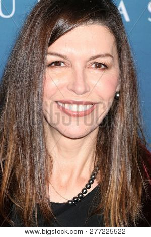LOS ANGELES - JAN 5:  Finola Hughes at the Art of Elysium 12th Annual HEAVEN Celebration at a Private Location on January 5, 2019 in Los Angeles, CA