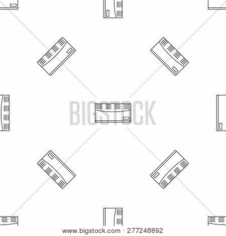 Convector Icon. Outline Illustration Of Convector Vector Icon For Web Design Isolated On White Backg