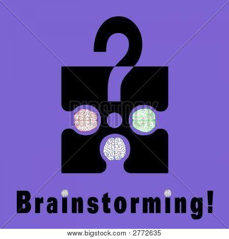 Brainstorming Metaphor