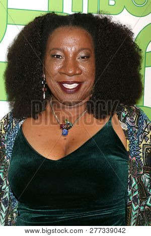 LOS ANGELES - JAN 6:  Tarana Burke at the 2019 HBO Post Golden Globe Party at the Beverly Hilton Hotel on January 6, 2019 in Beverly Hills, CA
