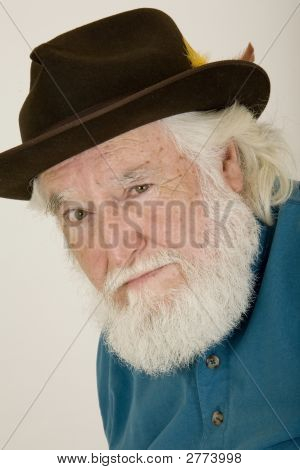 A Sad Old Man 3