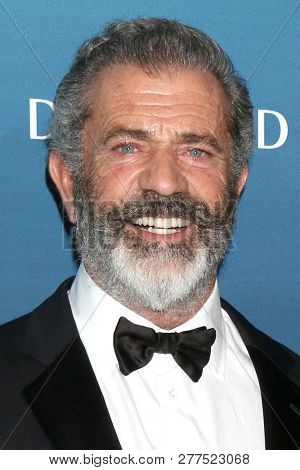 LOS ANGELES - JAN 5:  Mel Gibson at the Art of Elysium 12th Annual HEAVEN Celebration at a Private Location on January 5, 2019 in Los Angeles, CA