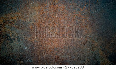 Rust Metal Background Steel Wallpaper Background Structure Texture Pattern Wall Paper Back Wall Crac