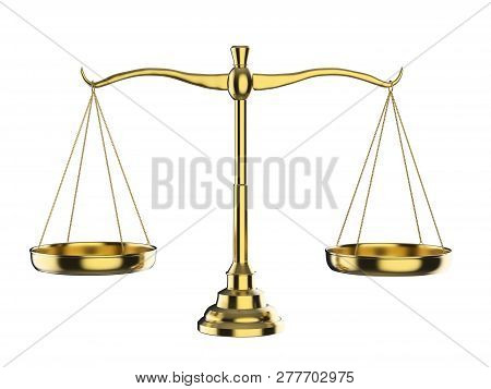 Golden Law Scale
