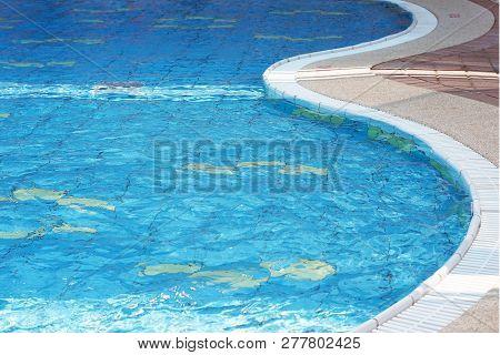 Empty Children's Pool