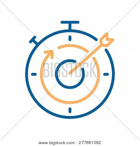 Efficient Time Vector & Photo (Free Trial)   Bigstock